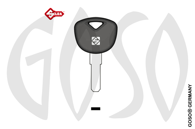 Key Shell for BMW S-BW9TE  Motorcycle 2873