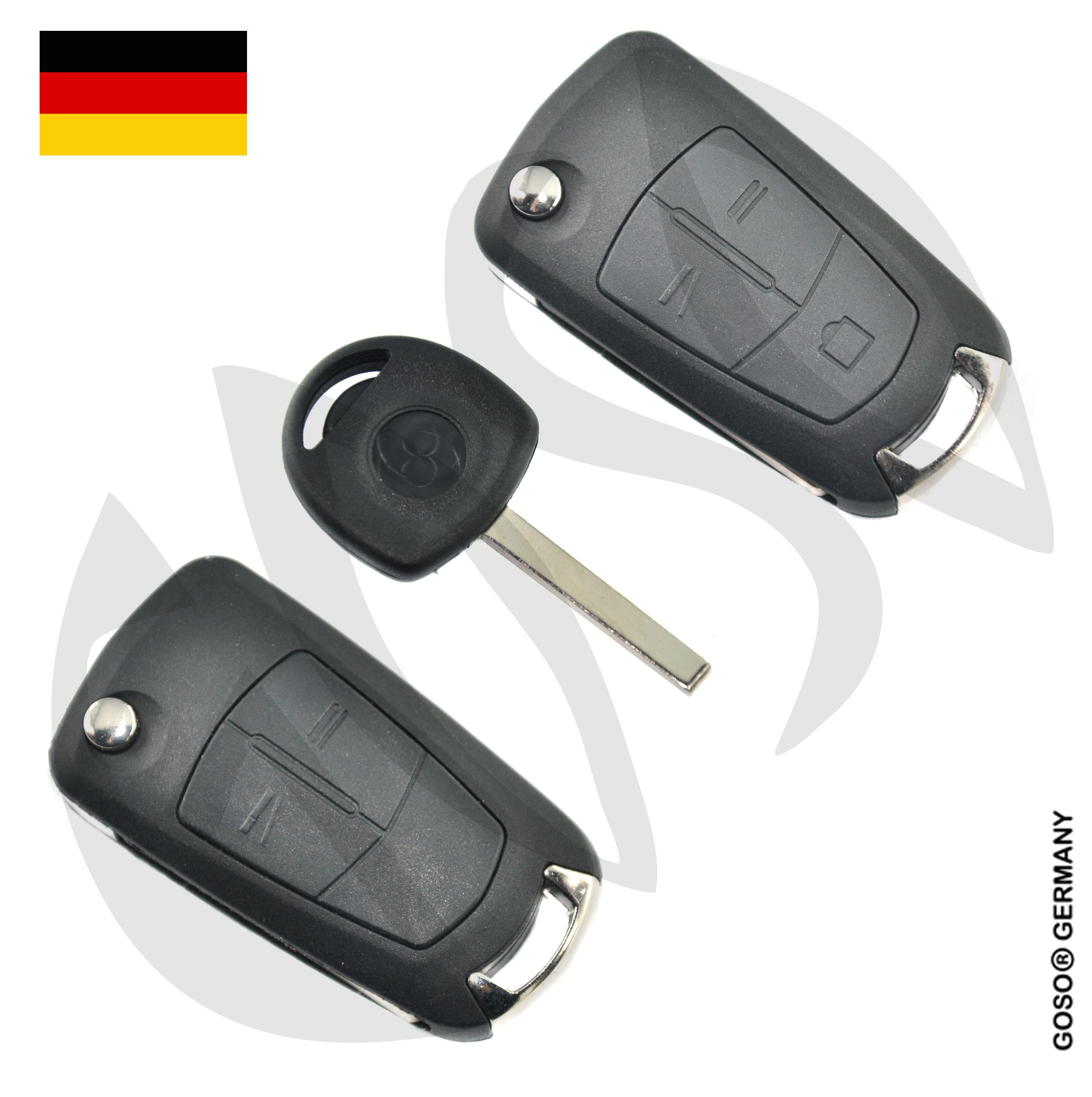 fahrzeugschlüssel goso - autoschlüssel nachmachen