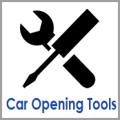 Car Tools / KFZ Oeffnungstools