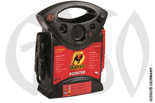 Banner Booster P3 Professional Evo MAX 0702