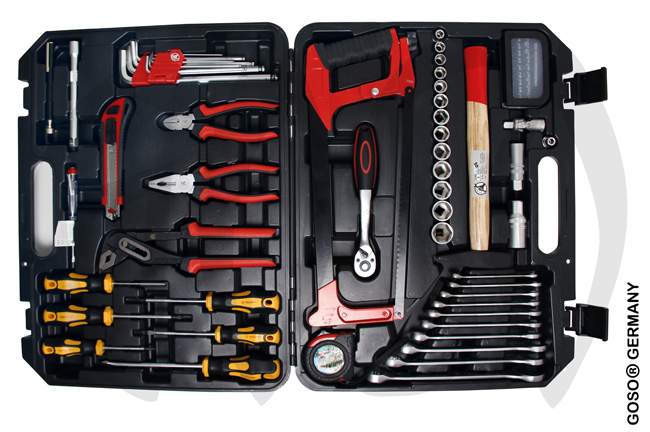Tool Assortment 84 pcs. 0396