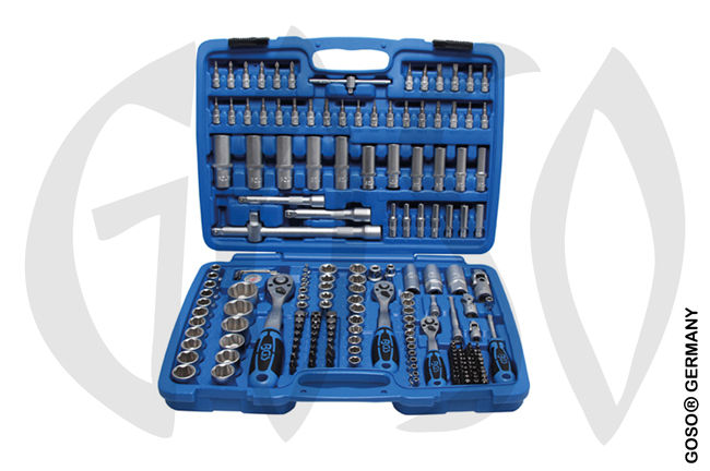192-pieces Socket Set  2925