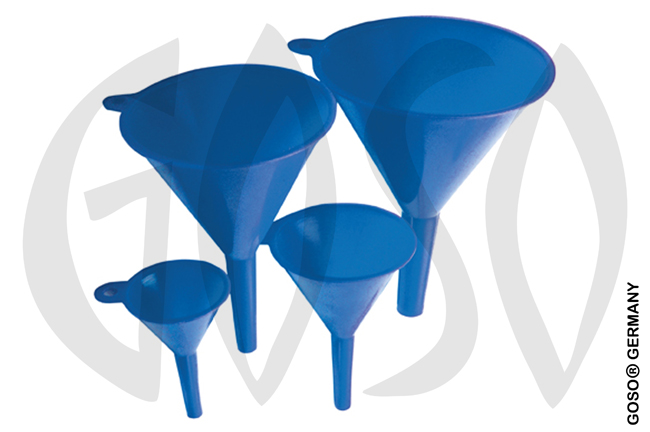 BGS 4-piece Funnel Set 0291