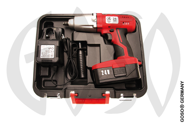 Cordless Impact Wrench, 24V 2560