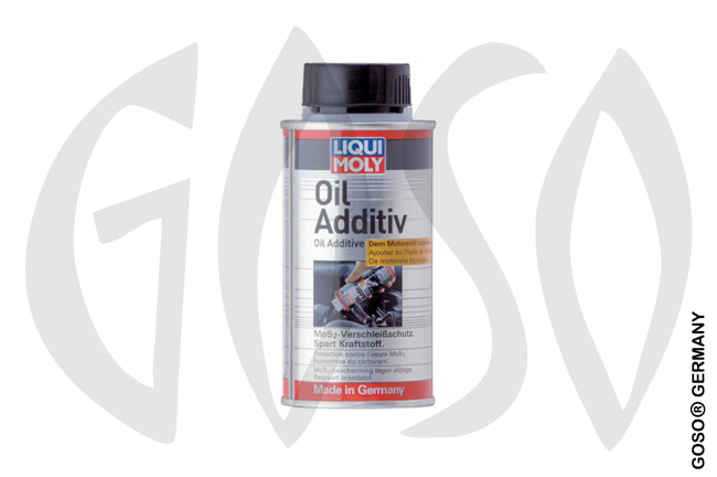 Oil additive Liqui Moly 200ml 10125
