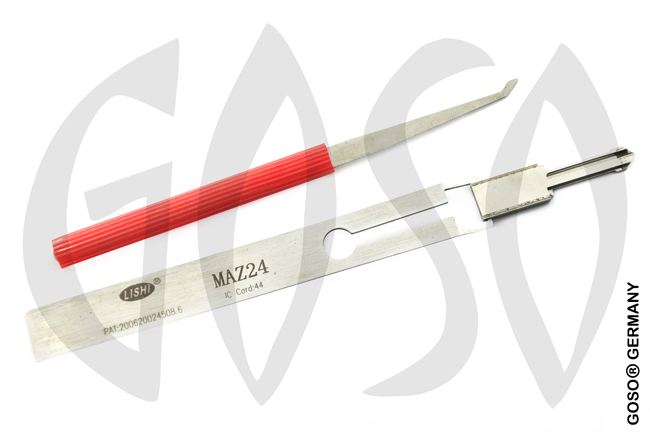 Lishi Lock Pick for Mazda MAZ24 0145