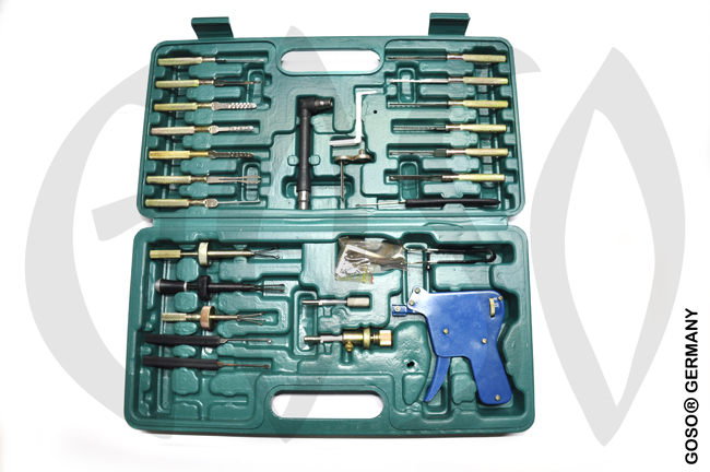Pickset Koffer Set 0398