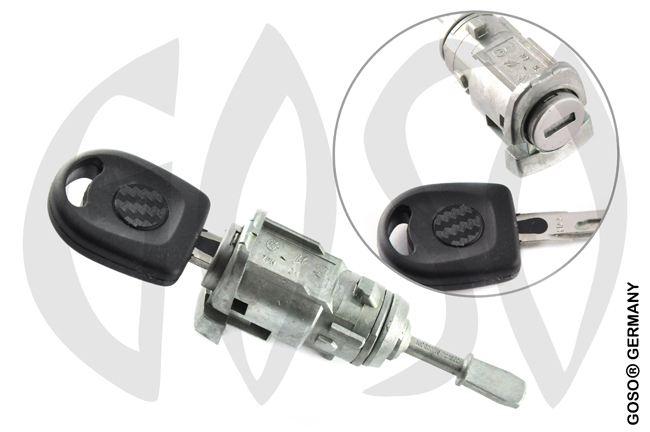 left door lock for VW Polo 0435