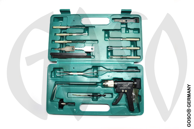 Pickset Koffer Set 0459