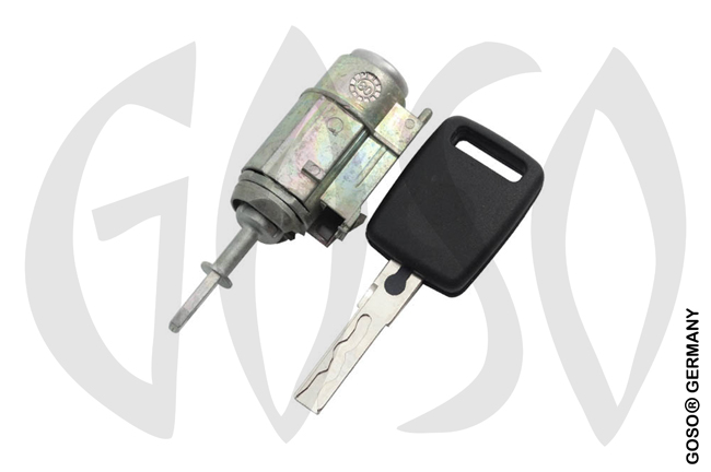Audi A6 left door lock 0473