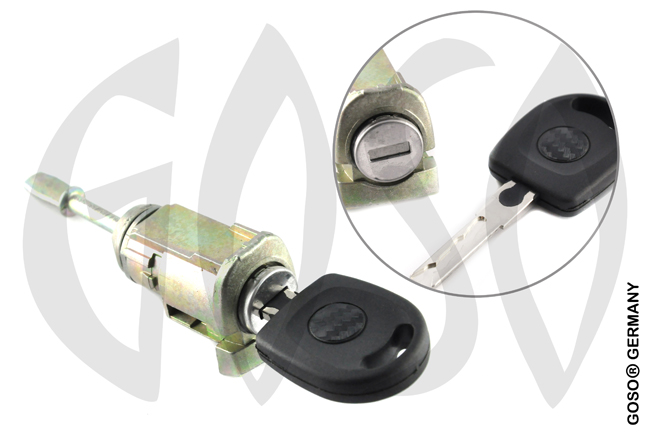 left door lock for VW Passat B5 0725