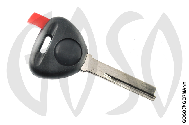 Mitsubishi Volvo key blank housing HU 56 0947