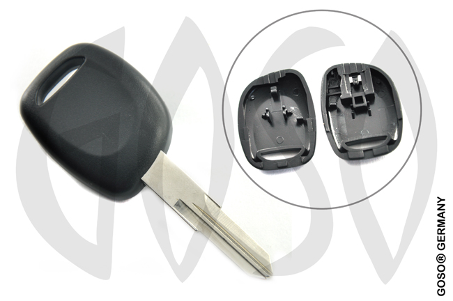 Key Shell for Renault  2408