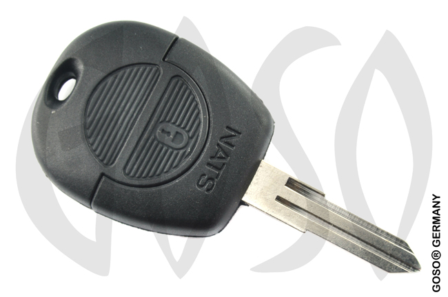 Nissan Almera key housing with blank NSN11 2781