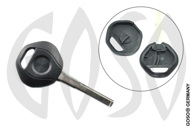 Mercedes Benz blank key housing 3559