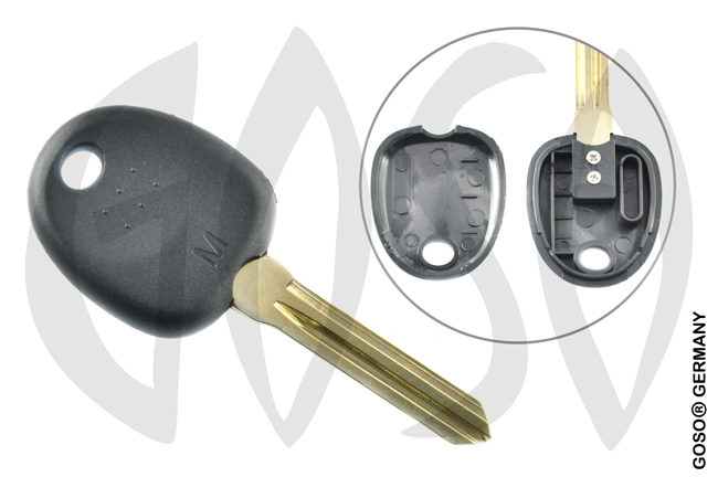 Hyundai key housing blank HYN14E 4297