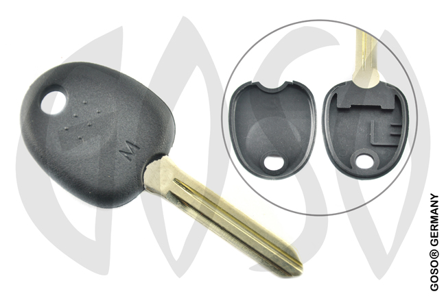 Hyundai key housing blank HYN14T 4419