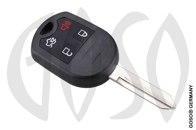 Ford Esscord etc key housing 4 buttons 5300-2