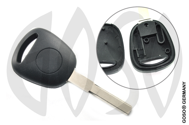 Saab transponder key shell YM30 5713