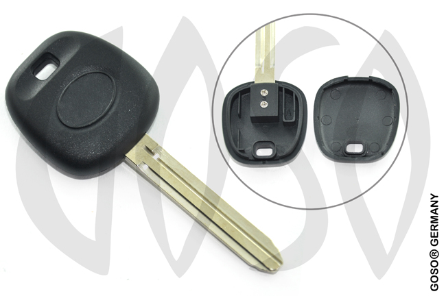Toyota key blank shell  6222
