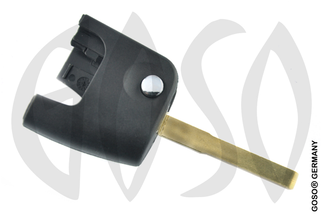 Ford Smax CMax etc key blank HU101 6253