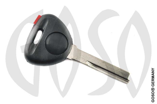 Mitsubishi Volvo key blank housing HU 56 6383