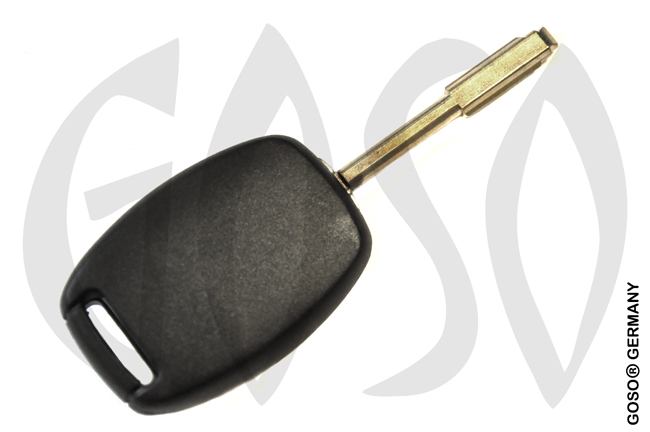 Key Shell for Jaguar key blank housing Tibbe FO01 6697