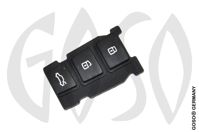 Kia Hyundai key keypad housing 7755