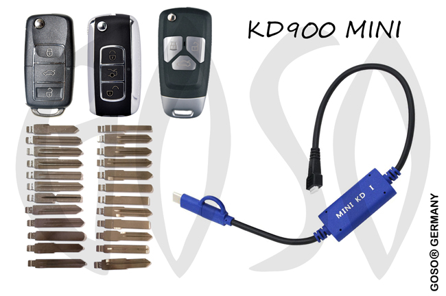 KD900-Mini Remote Maker 8998-3