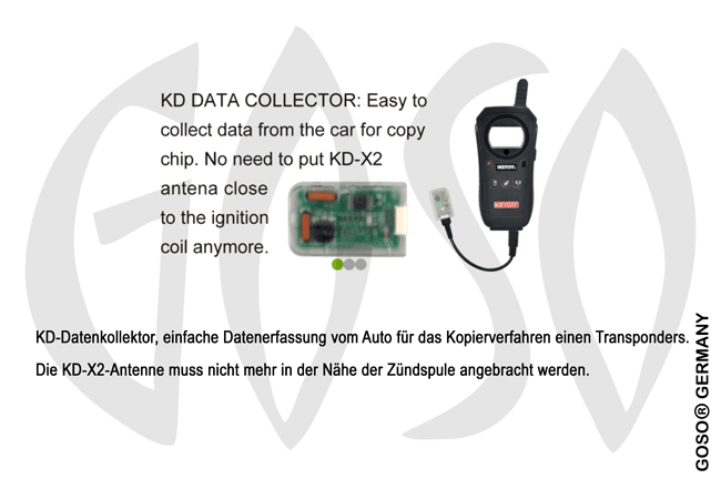 KD900 KDX2 KD Data collector  8998-6