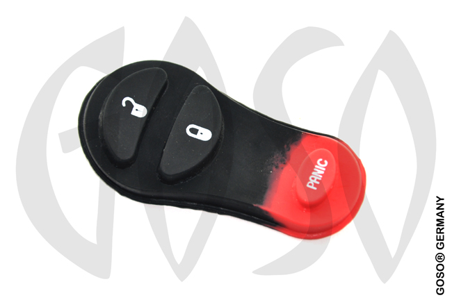 Chrysler 2 button + panic keypad 9278