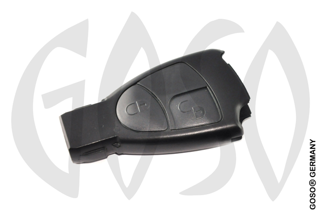 Key Shell for Mercedes Benz 2 button smart cover key 9551