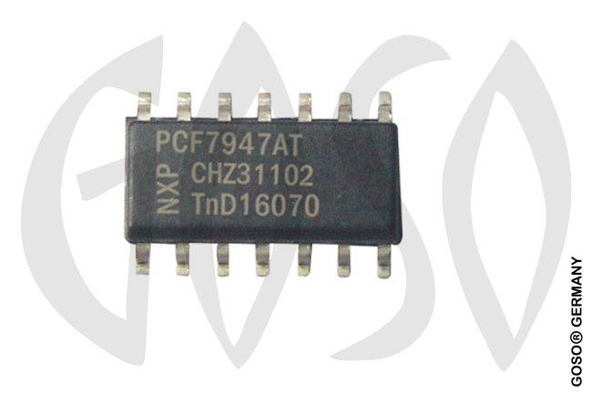 Original Renault PEUGEOT PCF7946AT IC Transponder CHIP 9735-54