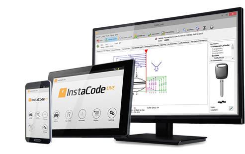 Software InstaCode Live One Year