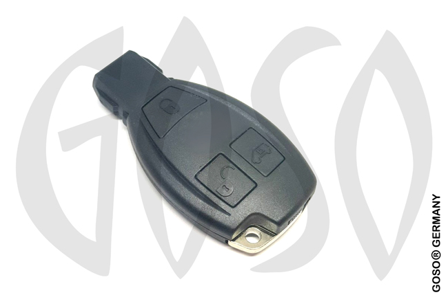 Mercedes Benz 3 button smart cover key NE104