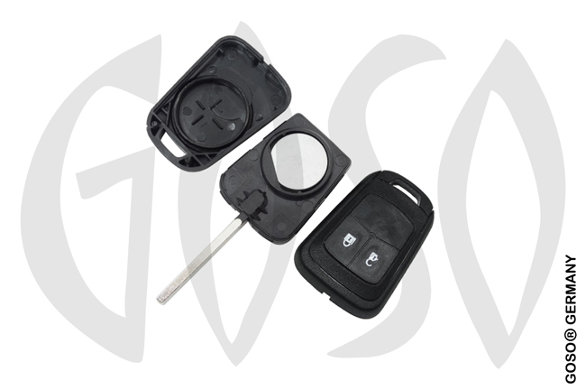 Opel Schlüssel Autoschlüssel Funkschlüssel Astra Corsa Signum Vectra Zafira 3T