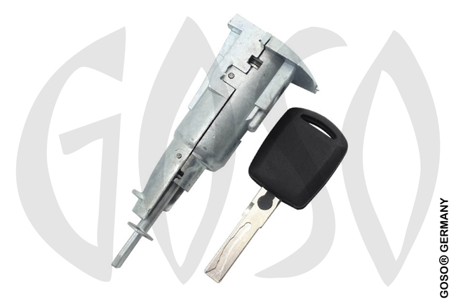 Skoda Superb Right door lock NE44