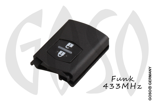Remote Key for Mazda 5  433MHZ FSK 2T NE47