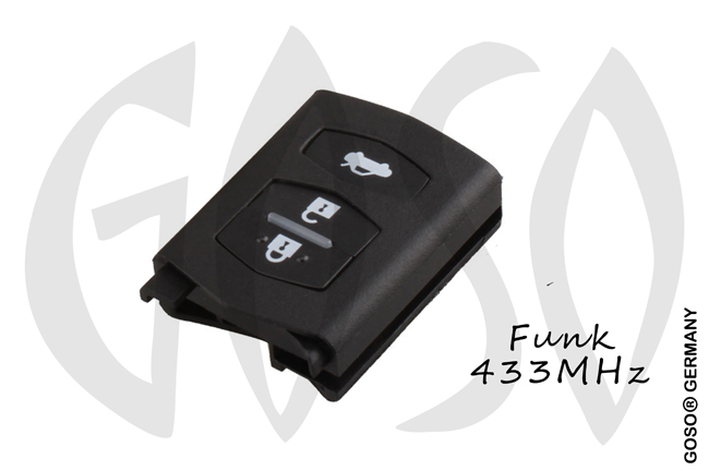 Remote Key for Mazda 3, 6  433MHZ FSK 3T 41781 NE50