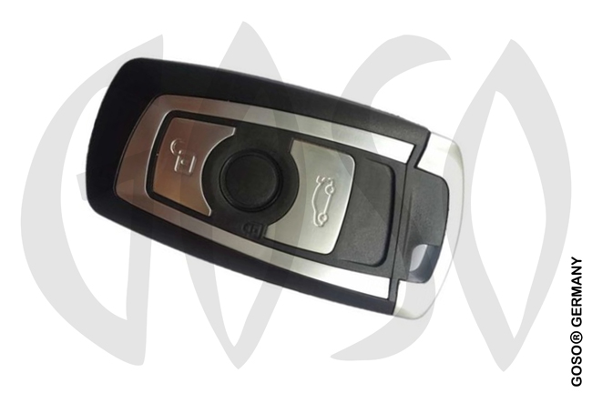 BMW Series key blank shell keyless HU92 NE52