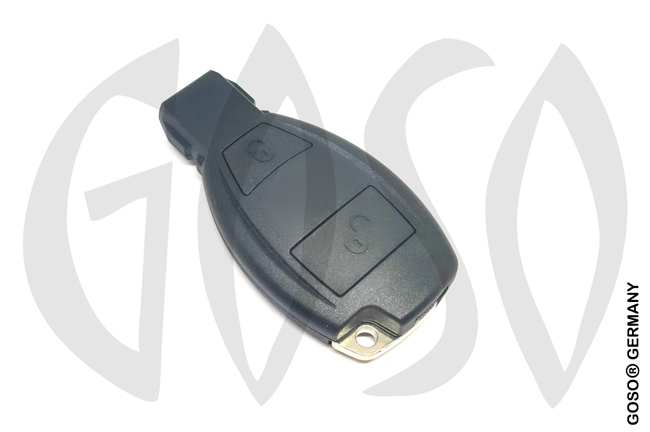 Mercedes Benz 2 button smart cover key NE97