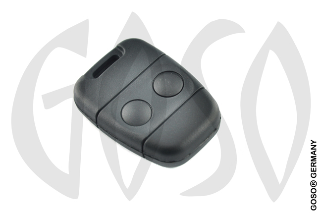 Land Rover 2 Button Remote Key (Lucas 17TN) ZR200