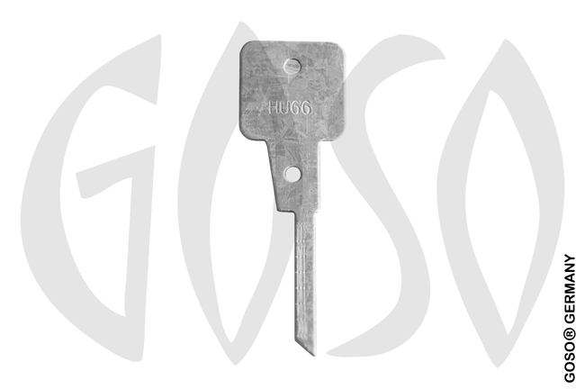 LISHI VAG VW HU66 emergency key for locksmith tools 10x Slave 5611