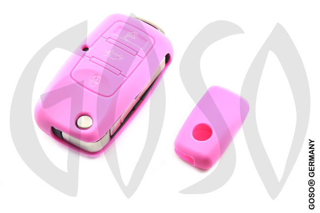 Cover for VW Audi Seat  replacement (pink) 8148