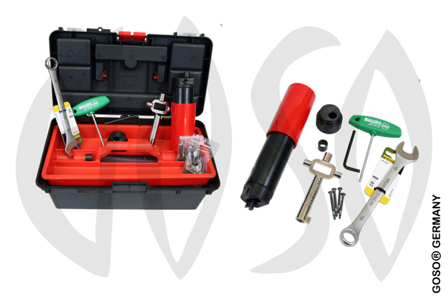 LockForce - Set M020