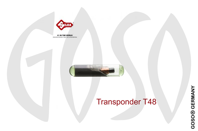 Silca Transponder ID48 T48 Tp. 1142