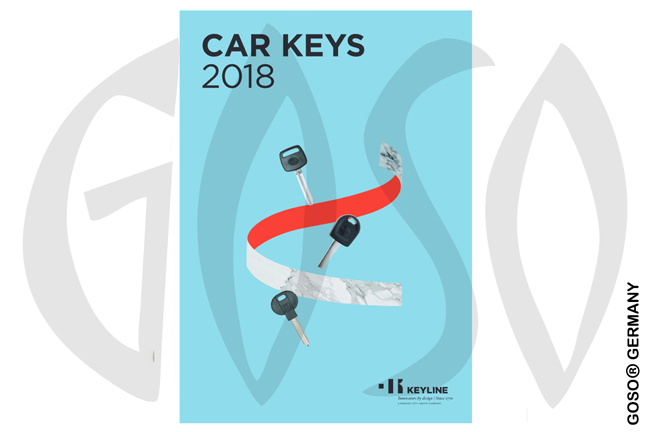 Print Catalog Car Keys 2018 KKC18