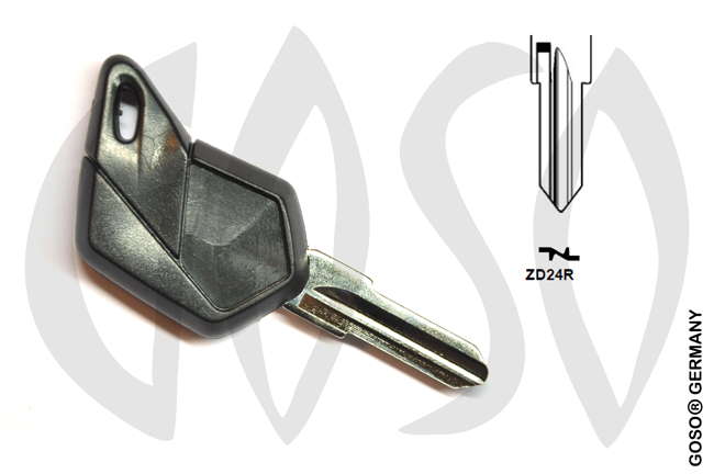 Key Shell for MV-Augusta Moto Guzzi  MT41