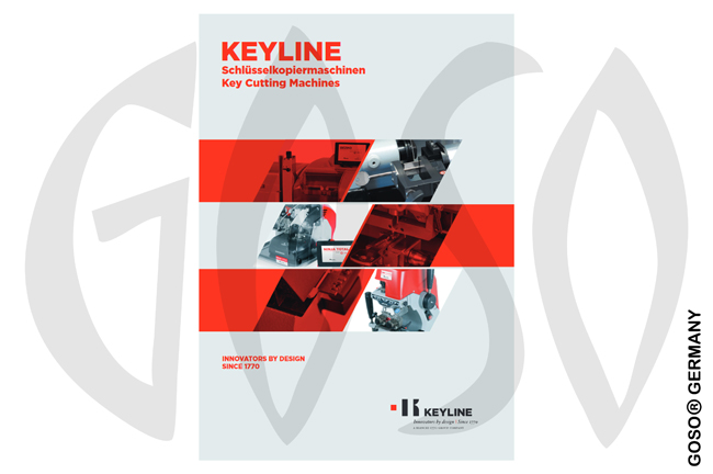 Print Catalog Keyline Cutting Machines