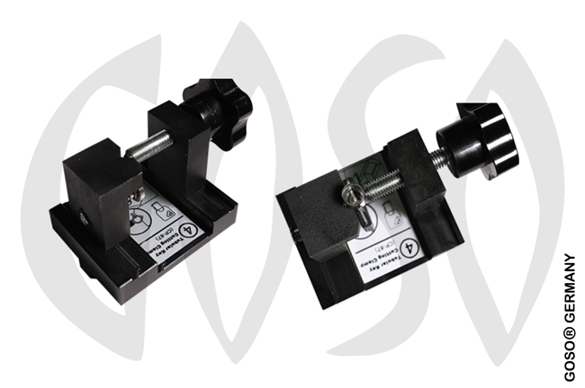 GOSO SECE9 Clamp #04 Tubular Key SCL04